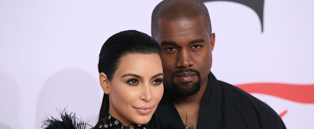 We May Be Getting a Peek Into Kim and Kanye's Bedroom