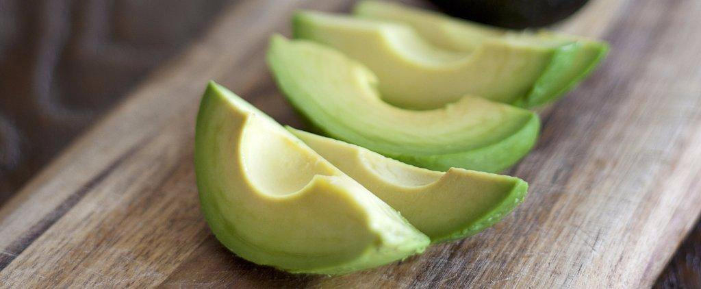 The No Mess, No Fuss Trick to Cutting an Avocado