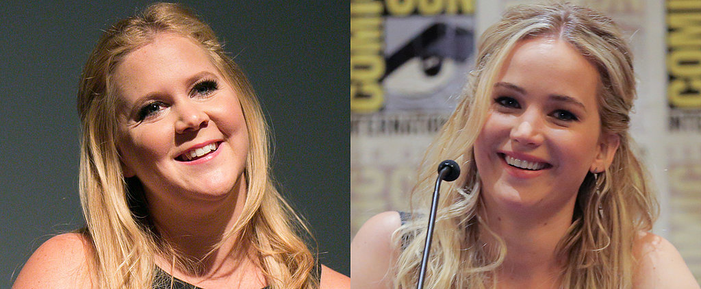 Jennifer Lawrence Nominates Amy Schumer For The Bachelorette, and Her Reaction Is Perfect