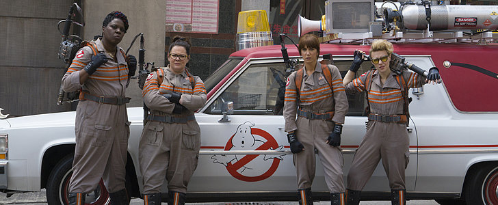 The New Ghostbusters Suit Up For the Absolute Fiercest Group Photo