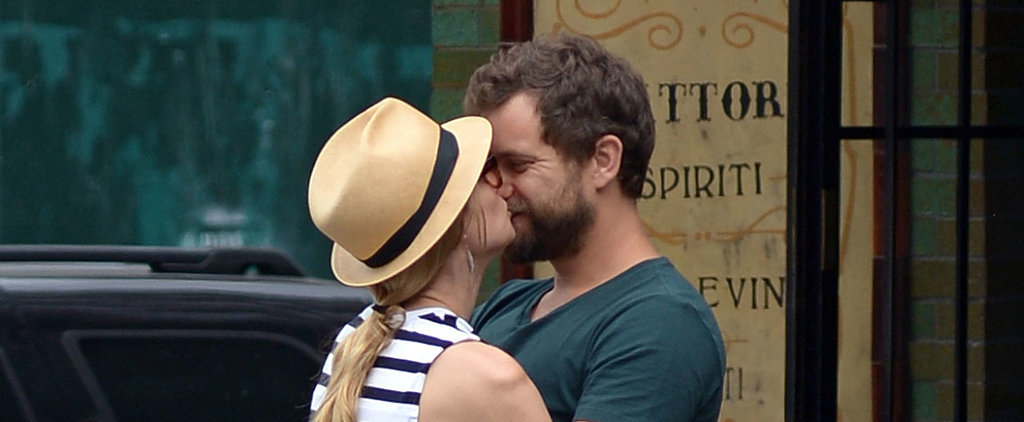 Joshua Jackson and Diane Kruger Show Adorable PDA on the Streets of NYC
