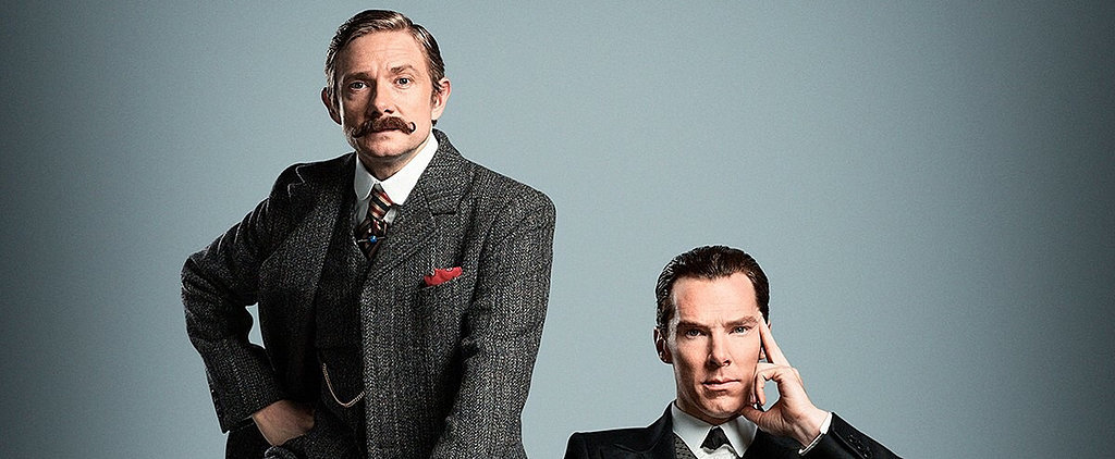The First Clip of the Sherlock Special Has Been Revealed