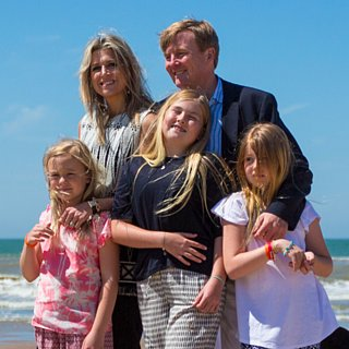 Dutch Royal Family Summer Photo Shoot
