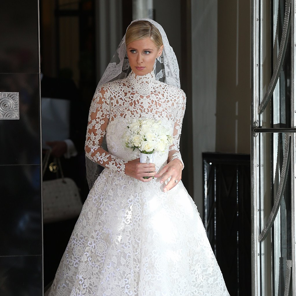 Nicky Hilton's Wedding...
