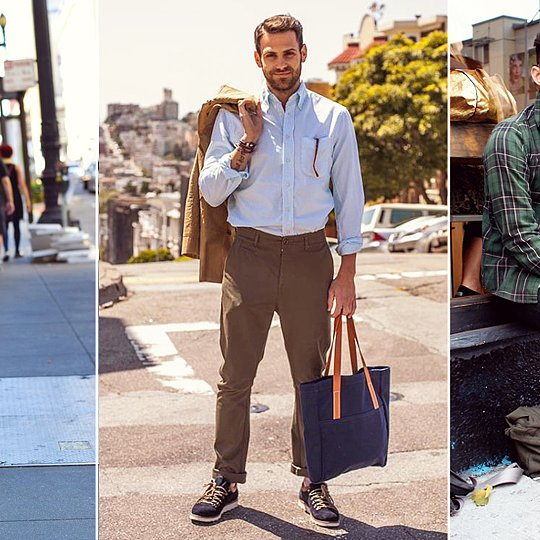 Men's Shopping and Style Guide San Francisco