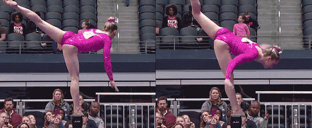 This Gymnast-Saving Man Is Basically Snape and Mace Windu in One