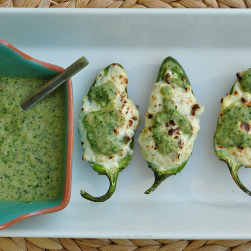 Grilled Jalapeño Poppers