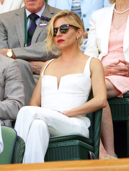What The Fashion Set Wears To Wimbledon