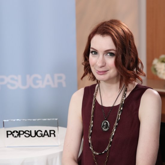 Felicia Day Interview   Video
