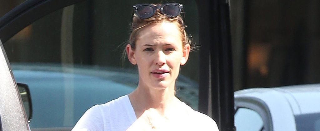 Jennifer Garner's Wedding Ring Is Front and Center on Her Casual Outing