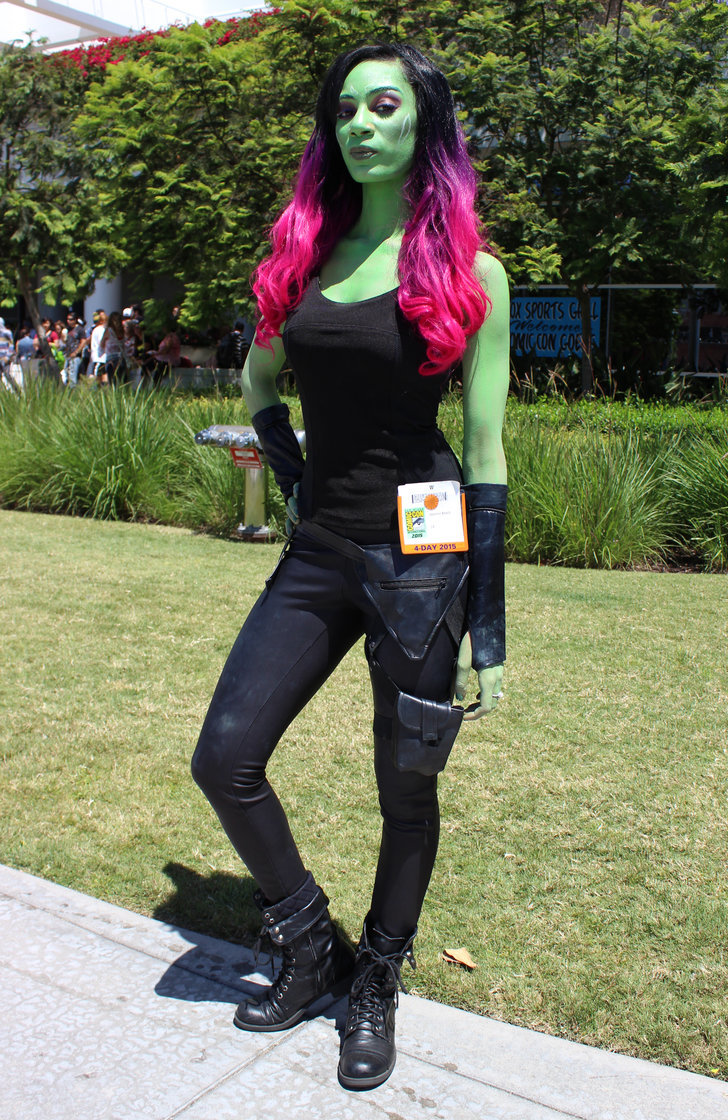Gamora | The Most Incredible Cosplay Costumes to Copy For ...