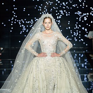 Bridal Couture Looks From Fashion Week 201