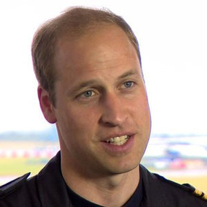Video of Prince William Talking About Princess Charlotte