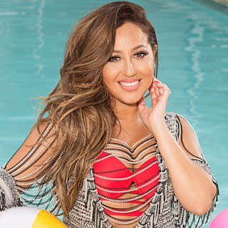 Adrienne Bailon in Cosmo For Latinas 2015