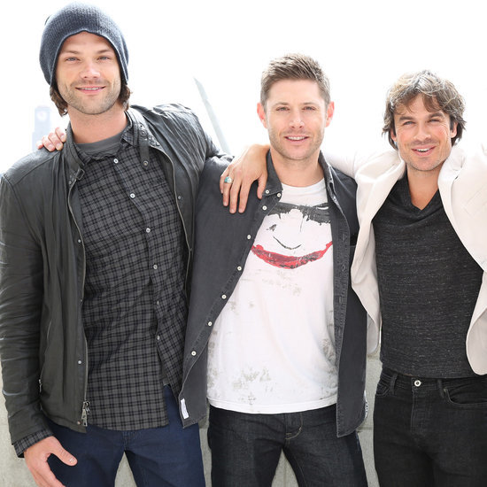 Pictures of Vampire Diaries and Supernatural Cast Together