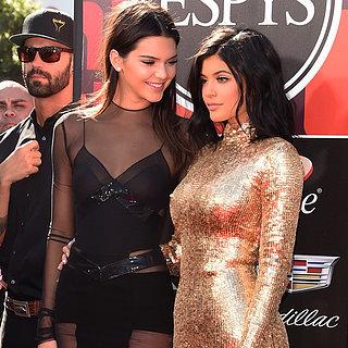Tous Les Yeux Étaient Rivés sur Kendall et Kylie Jenner Lors des ESPY Awards