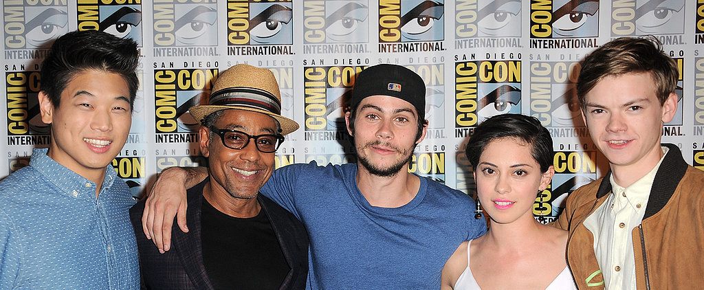 The Maze Runner Cast at Comic-Con: Who Will Survive the Scorch?