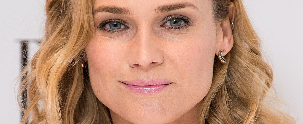 Diane Kruger's Eyeliner Was on Fleek Before It Was a Thing!