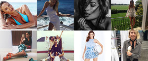 The Best and Most Beautiful Celebrity Instagrams This Week