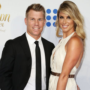 David Warner and Candice Falzon Expecting Second Baby