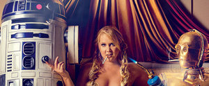 See the Amy Schumer Pictures Disney Does Not Approve Of