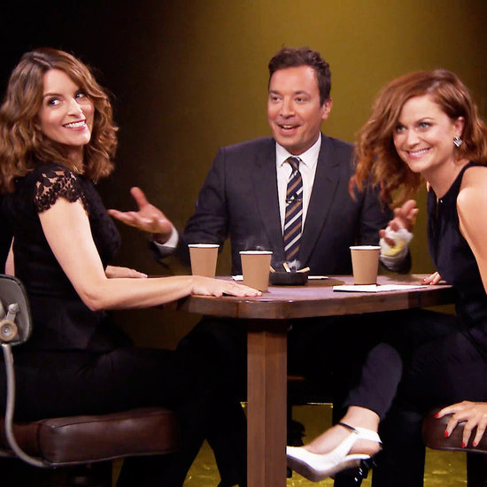 Tina, Amy, and Jimmy's Reunion Was Full of Laughter and Lies