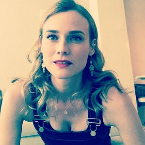 Diane Kruger's Instagram Account