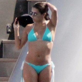 Eva Longoria Italy Bikini Pictures 2015