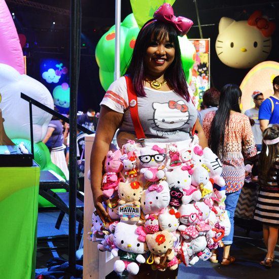 Hello Kitty Festival Costumes 2015