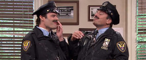 Bill Hader and Jimmy Fallon Couldn't Help but Laugh Through This Entire Skit
