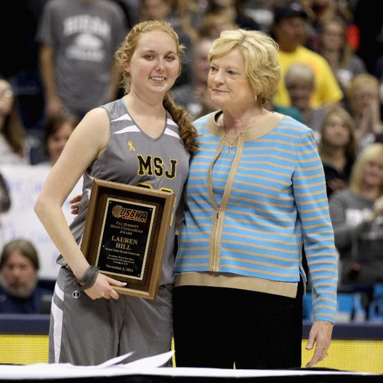 Lauren Hill Honored at ESPY Awards