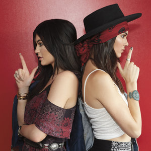 Kendall and Kylie Jenner's PacSun Fall 2015 Collection