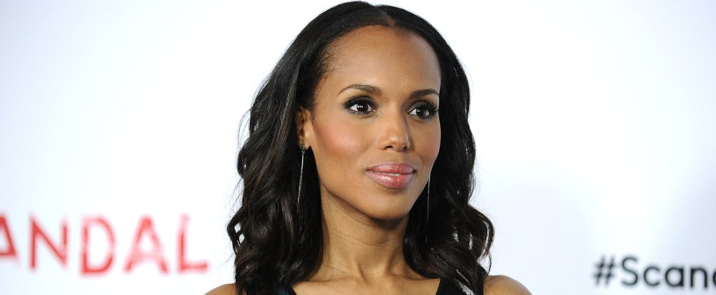 Kerry Washington's Mom Has a Beauty Hack That Will Save Your Skin