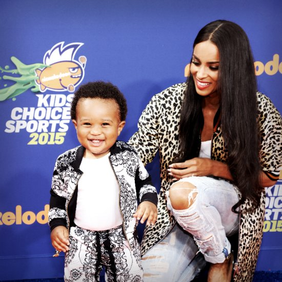 Ciara's Son, Future, at Kids' Choice Sports Awards Pictures