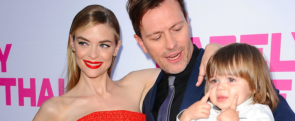 Jaime King Welcomes a Baby Boy and Introduces Him With a Sweet Breastfeeding Photo