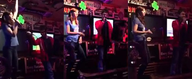Daniel Radcliffe and His Girlfriend Performing Eminem For Karaoke Is Truly Magical