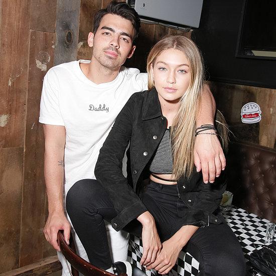 Gigi Hadid and Joe Jonas Couple Style