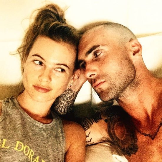 So . . . Adam Levine Just Shaved His Head