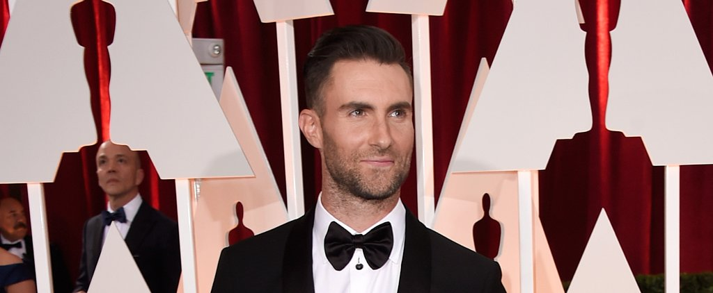 Adam Levine Just Shaved His Head
