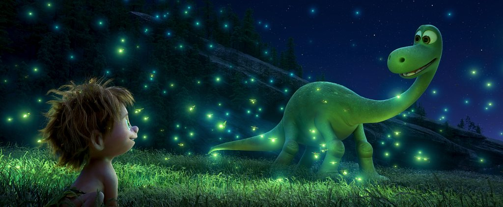 In Pixar's The Good Dinosaur, a Boy and a Dinosaur Are Friends and You Are Toast