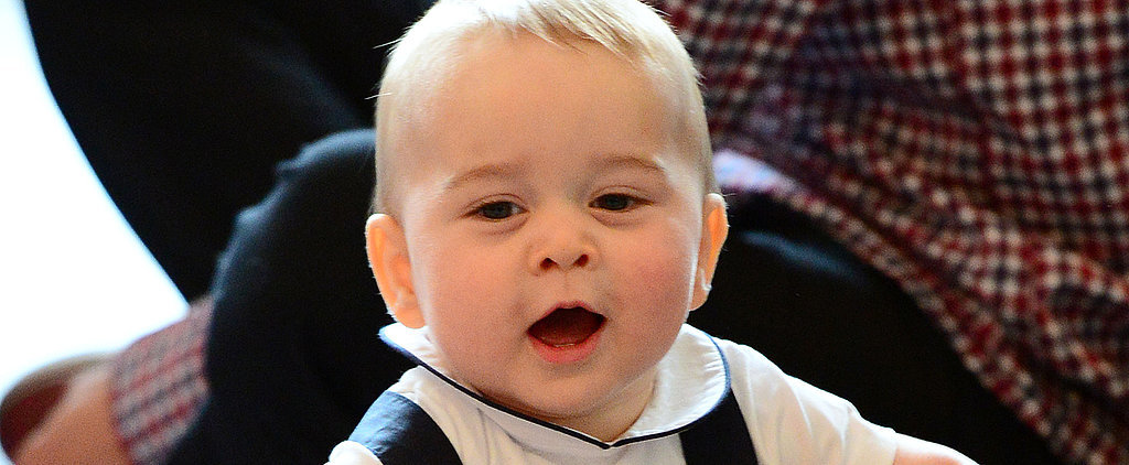 The 37 Cutest Pictures of Prince George