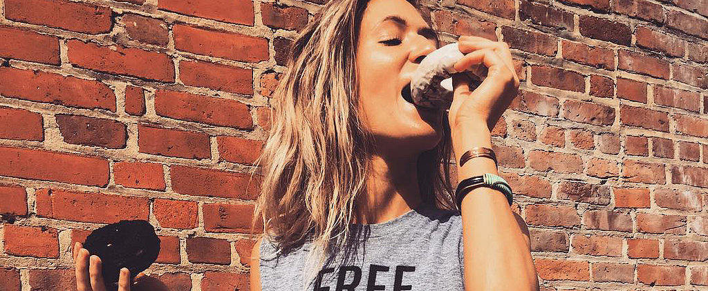 #GirlsWithGluten Celebrates Women Eating Tons of Carbs