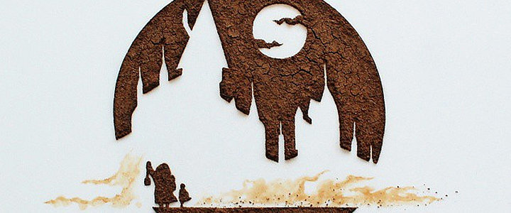 This Coffee Art Will Make Your Jaw Drop