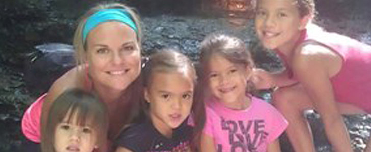 This Woman Adopted Her Best Friend's 4 Daughters After Their Mom Died of Cancer