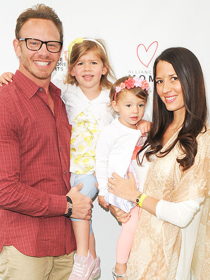 Ian Ziering's Daughter's First 3-Syllable Word Was - You Guessed It - Sharknado