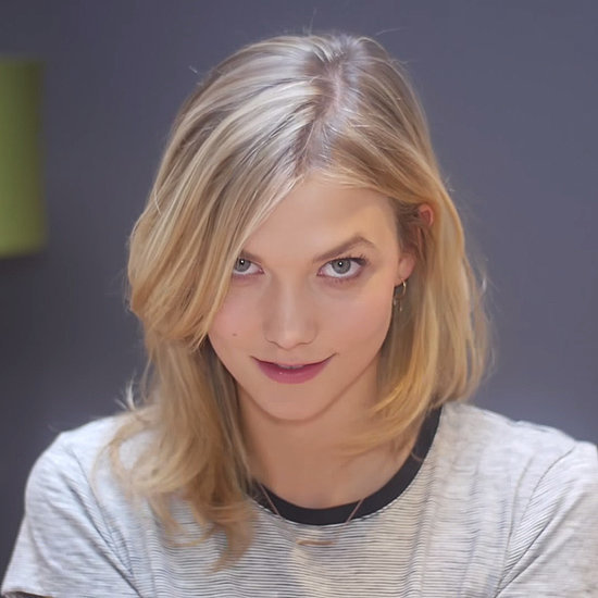 Karlie Kloss Is Showing Us What It's Really Like to Be a Model