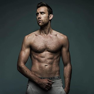 Matthew Lewis' Sexy Instagram Photo