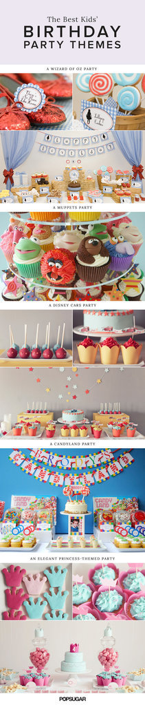 120 Kid's Birthday Party Themes to Celebrate Your Child's Big Day