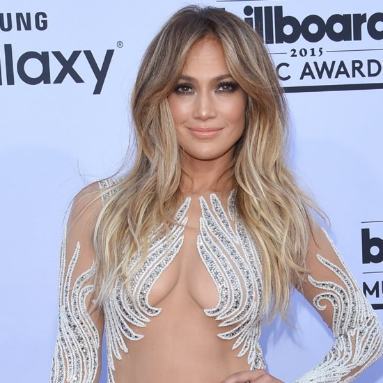 Jennifer Lopez's Naked Dresses