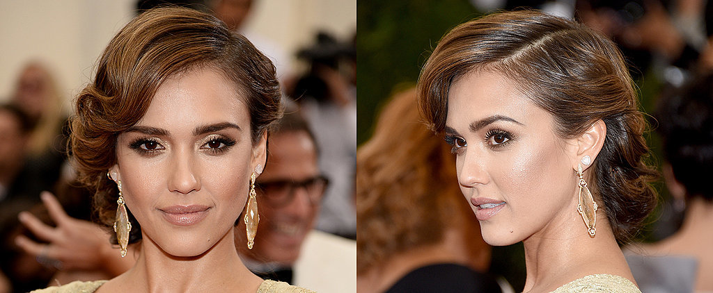 This 5 Minute Hairstyle Will Give You the Glam Factor